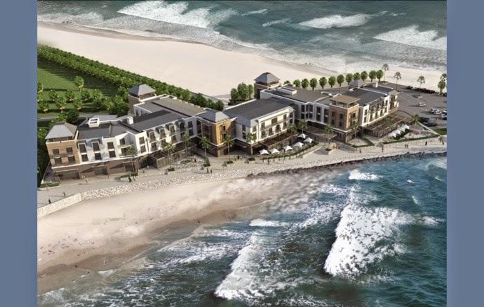 Impression of Strand Hotel Swakopmund, Namibia