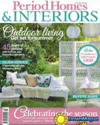 Period Homes Interiors Magazine July 2013 All In All