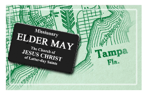 Florida Tampa Mission