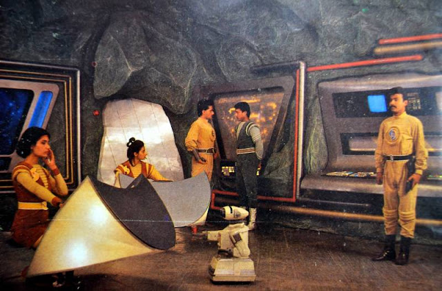 Blast from the Past: Space City Sigma - Doordarshan's 1989 Serial