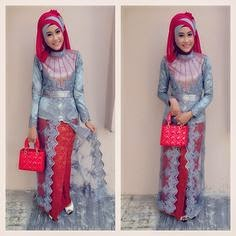 JUAL KEBAYA MODERN TERBARU MURAH - Trend Baju Batik Modern