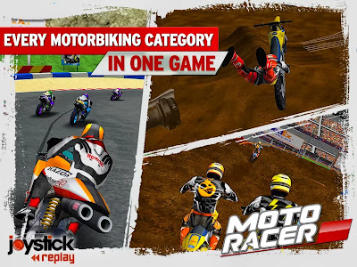 Moto Racer 15th Anniversary Android Mobile Game