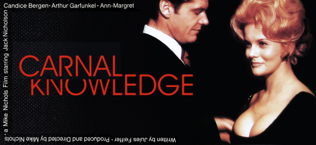 Image result for carnal knowledge