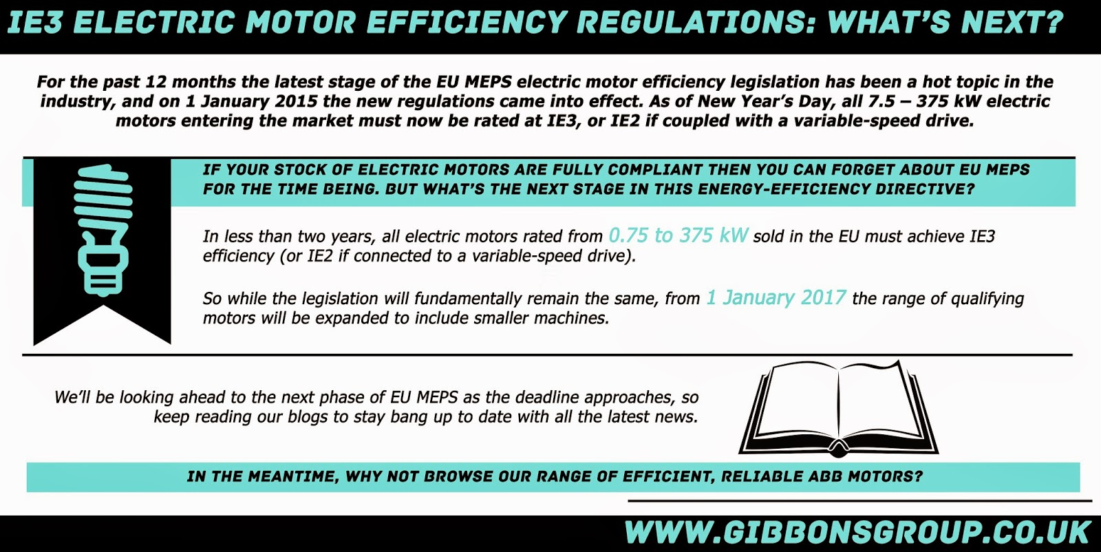 IE3 electric motor efficiency regulations: What\'s next? - The ...