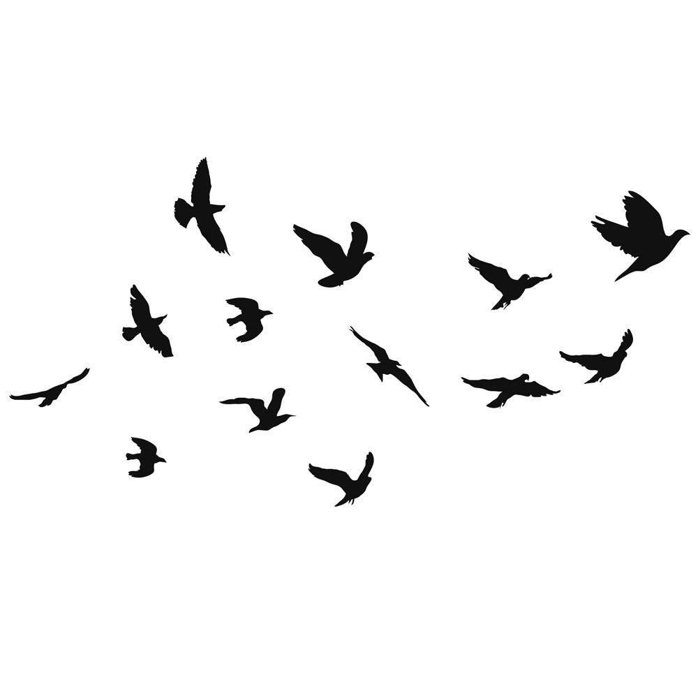 Extremamente Vinte Dois Outonos: DIY: Decoração Estilo Tumblr (Pássaros) BZ41