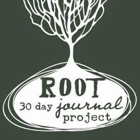 30 day Journal Project - Aug 2014