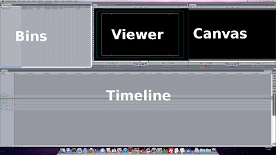 Final Cut Pro 7 interface