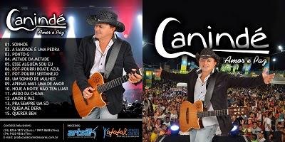 Canidé Amor E Paz CD 2014