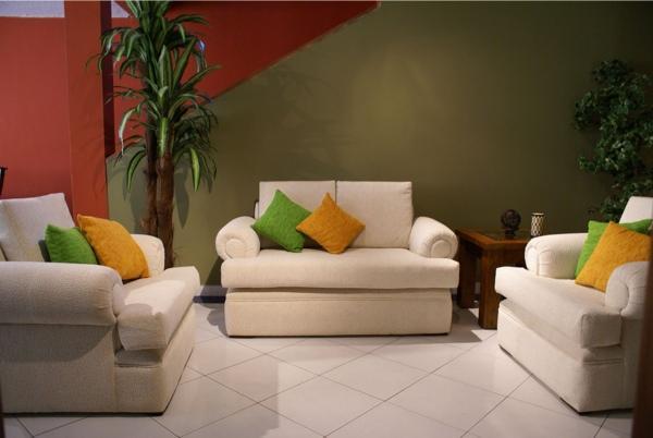 D.k.p. muebles y decoracion: salas