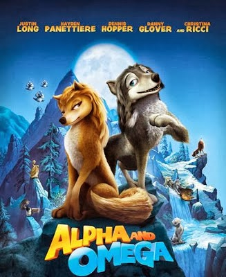 Poster Of Alpha and Omega (2010) In Hindi English Dual Audio 300MB Compressed Small Size Pc Movie Free Download Only At worldfree4u.com
