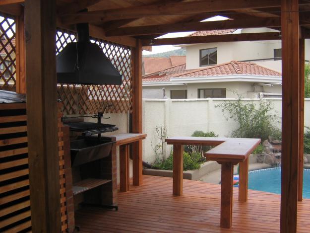 Decorando dormitorios como decorar mi jardin y mi terraza for Cobertizo de madera ideas de disenos