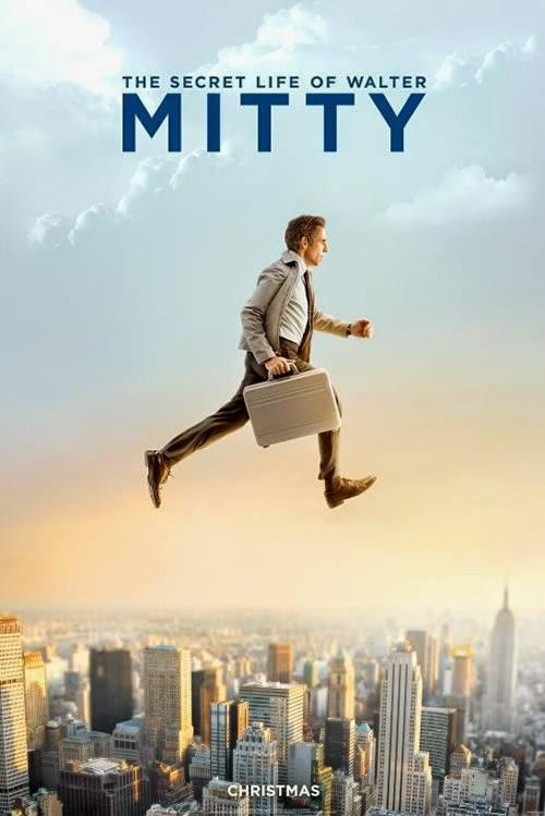 La vida secreta de Walter Mitty (2013), con Ben Stiller