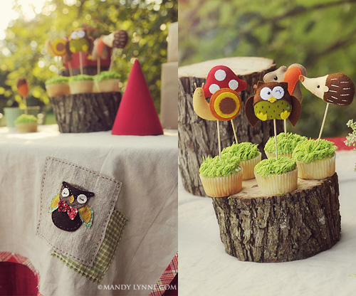 Juneberry Baby: Woodland Party Inspiration!