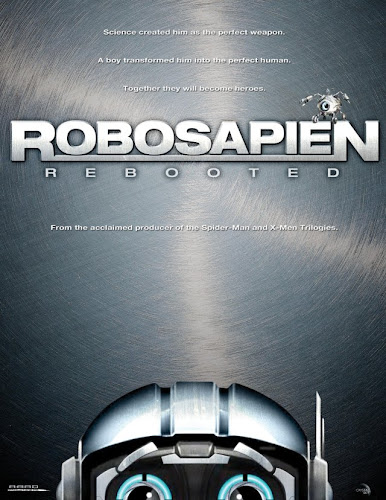 Robosapien Rebooted (2013) 720p BRRip 