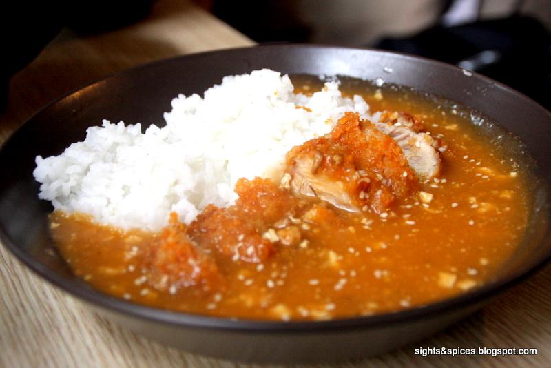 Mapo Katsu Chicken - Php195