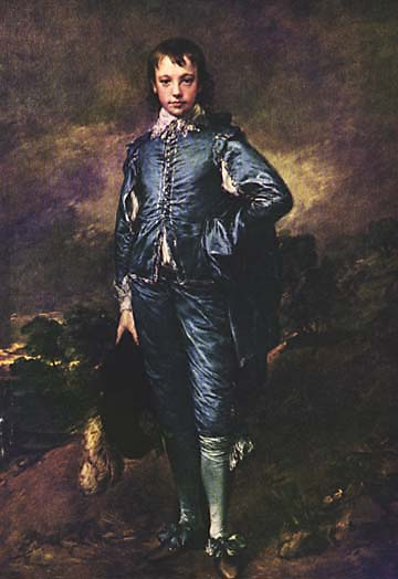 an analysis of the blue boy a painting by thomas gainsborough 2018-8-16 view: thomas gainsborough, mr and mrs william hallett ('the morning walk') read about this painting, learn the key facts and zoom in to discover more.
