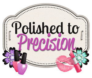 Polished-to-Precision-Button