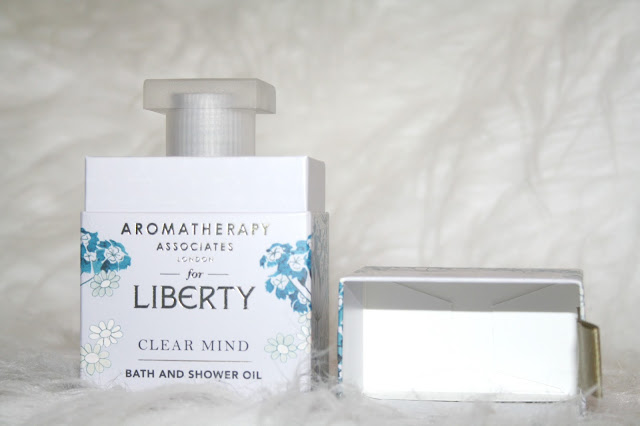 Aromatherapy Associates Clear Mind Bath & Shower Oil
