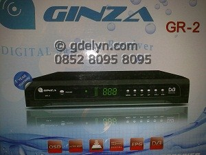 jual receiver Ginza GR2 mpeg2 bisskey