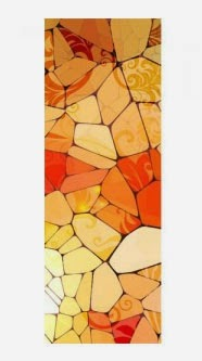 Alkemi Decor Glass Deco Film Pattern