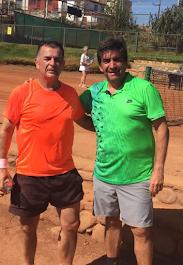 ITF SENIORS G2 LA SERENA CHILE VAMOS QUE GANAMOS
