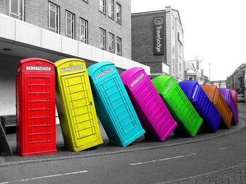 Impressive Examples Of Selective Color Photography Hampix