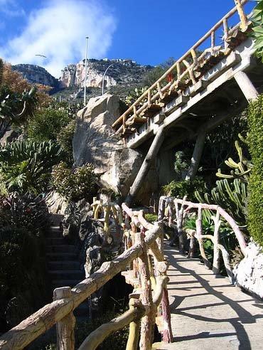 turismo foto jardim exótico
