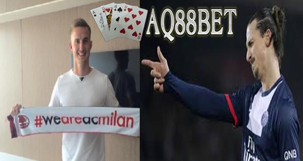 Agen Bola AQ88bet - Klub asal Italia, AC Milan baru saja mendapatkan bek muda asal Brasil, Rodrigo Ely di bursa transfer musim panas ini. Dia bukan wajah baru karena sebelumnya sempat memperkuat tim junior Rossoneri.