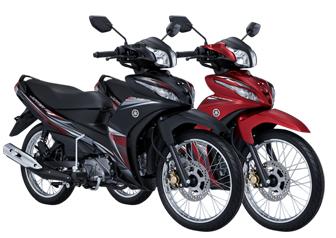 Sepeda Motor Bebek Injeksi Kencang Dan Irit Jupiter Z1, Sepeda motor bebek Injeksi Jupiter Z1