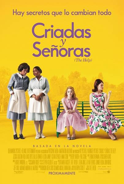 Ver Criadas y seoras (The help) (2011) Online