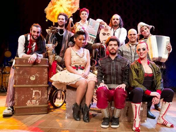 Espetáculo musical 'Gonzagão, a lenda' será apresentado no Parque do Povo, em Campina