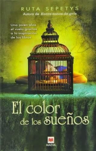 Absorbiendo Libros El Color De Los Sue Os