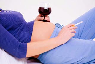 Efek Merokok Saat Kehamilan 8 Bulan