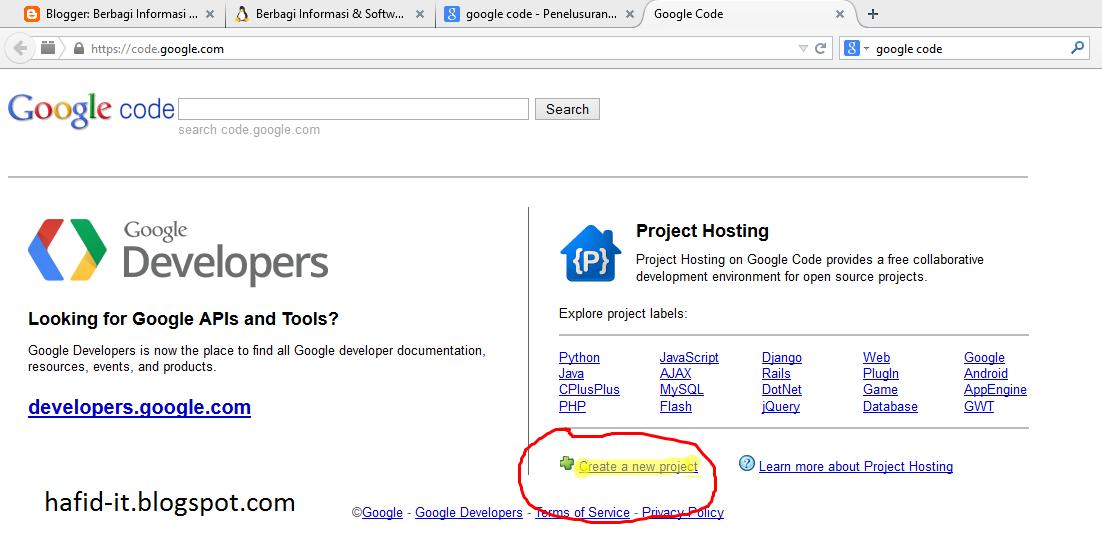 Google code 1.1
