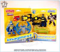 Fisher-Price Imaginext DC Super Friends 2015 Batman アメコミ バットマン トランスフォーマー
