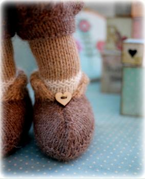 ♡ Bear Boots...