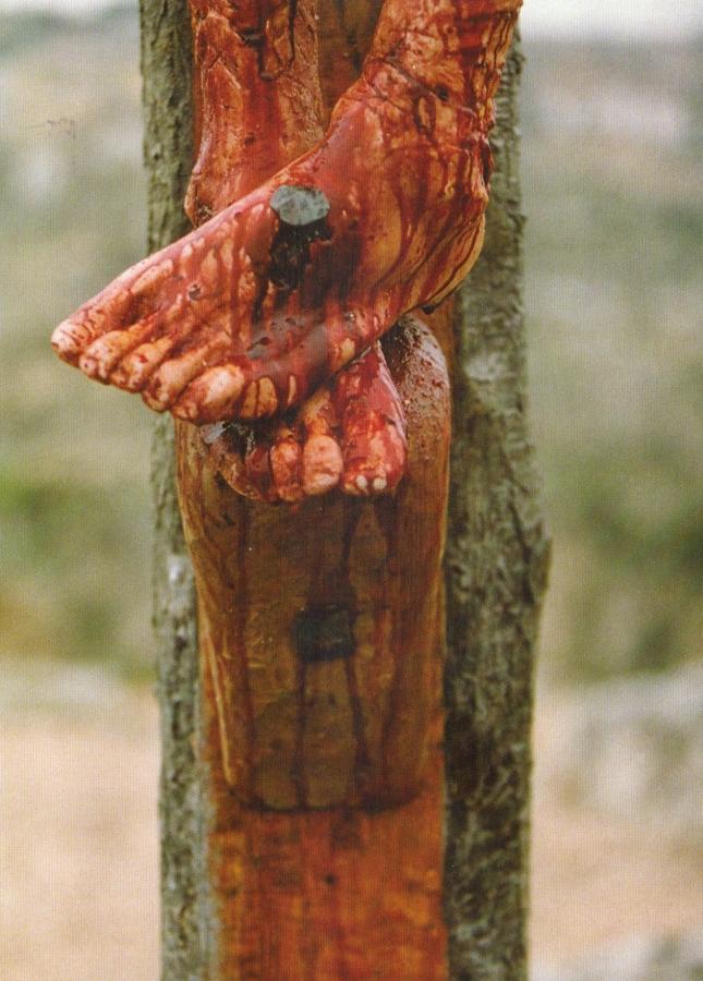 Feet of Christ