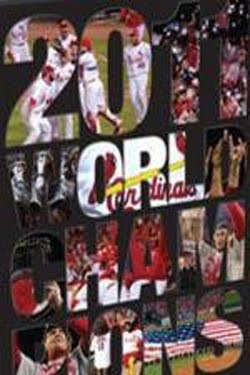 St. Louis Cardinals 2011 World Champions DVD (2012)