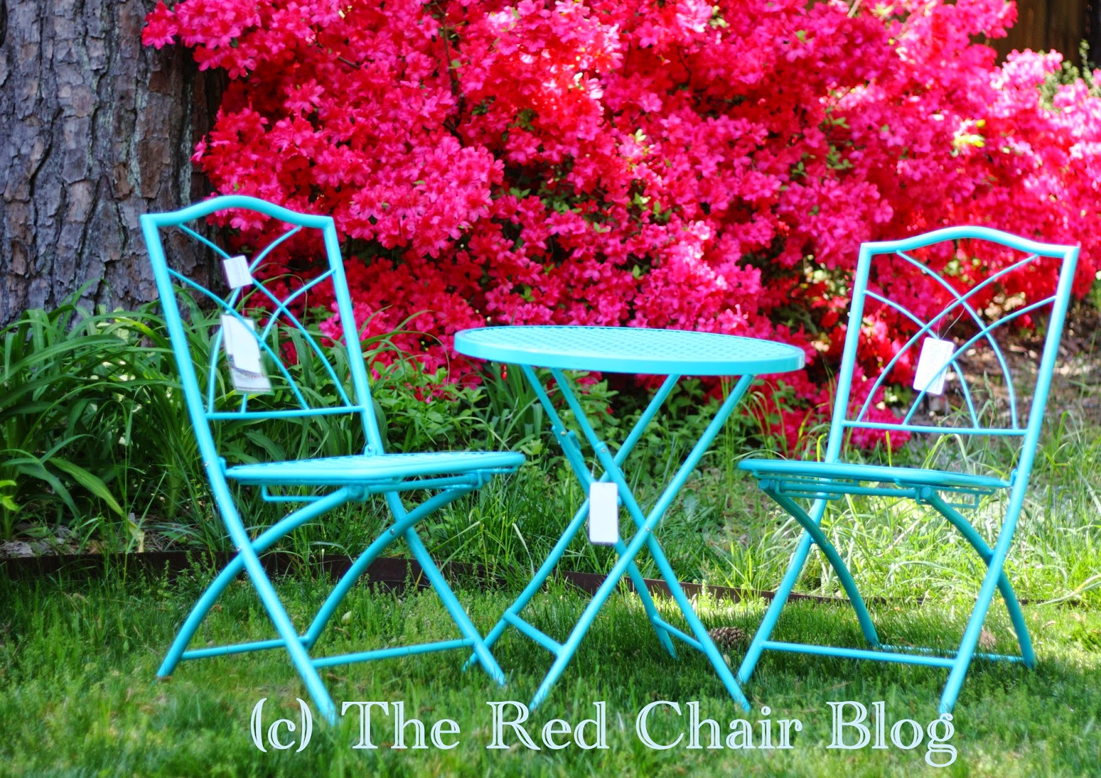 red bistro chairs. hd designs aqua turquoise blue folding bistro set at the red chair blog chairs