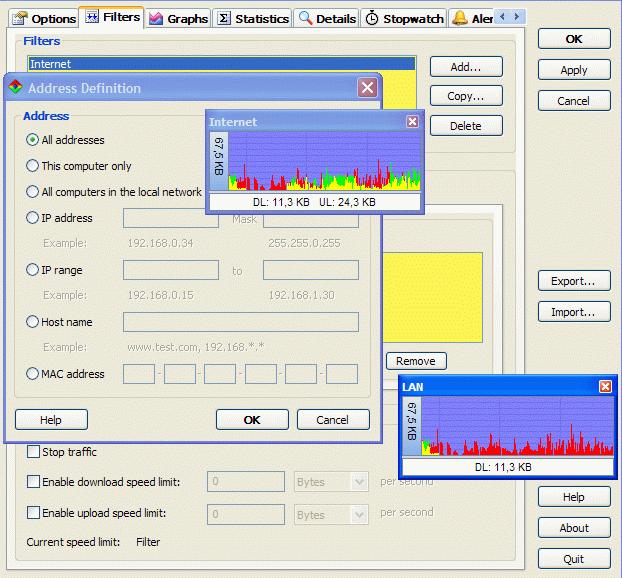 Подсчитывает количество входящего и BWMeter - скачать BWMeter 6.8.3, BWM