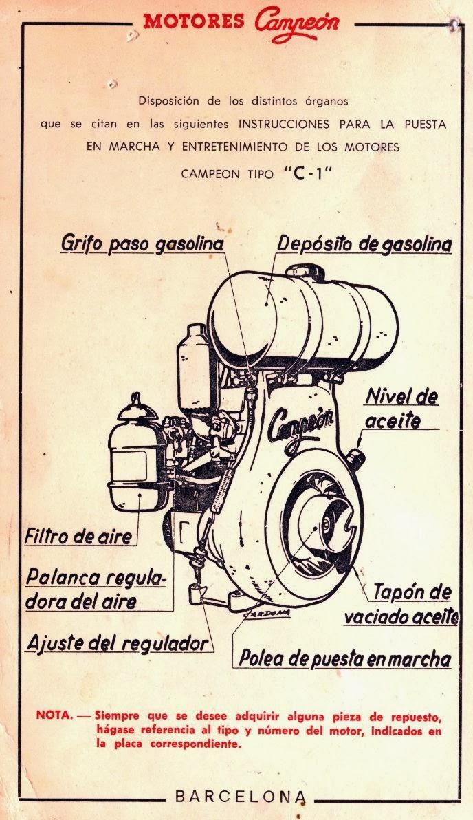 Motores campeon diesel