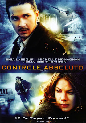 Filme Poster Controle Absoluto DVDRip XviD & RMVB Dublado