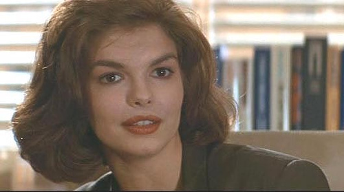 Jeanne Tripplehorn Basic Instinct 1992 movieloversreview.blogspot.com