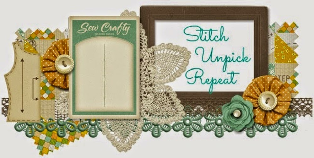 Stitch Unpick Repeat