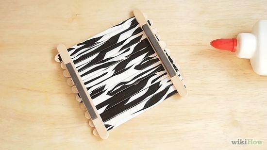 El yapımı buzdolabı magneti