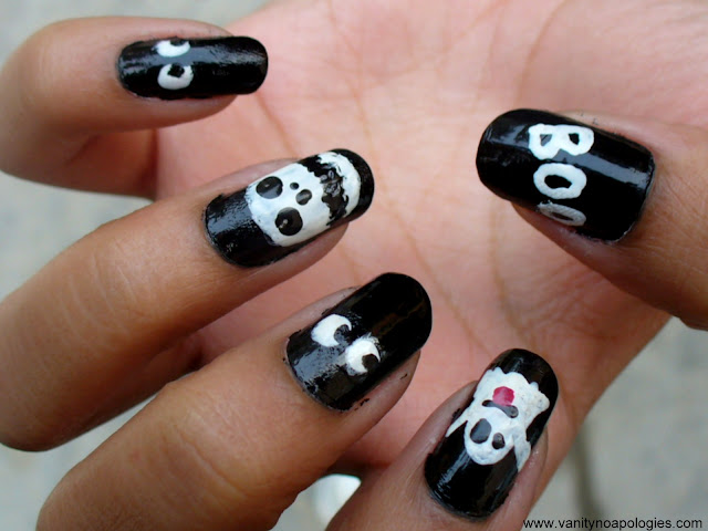 cute manicure