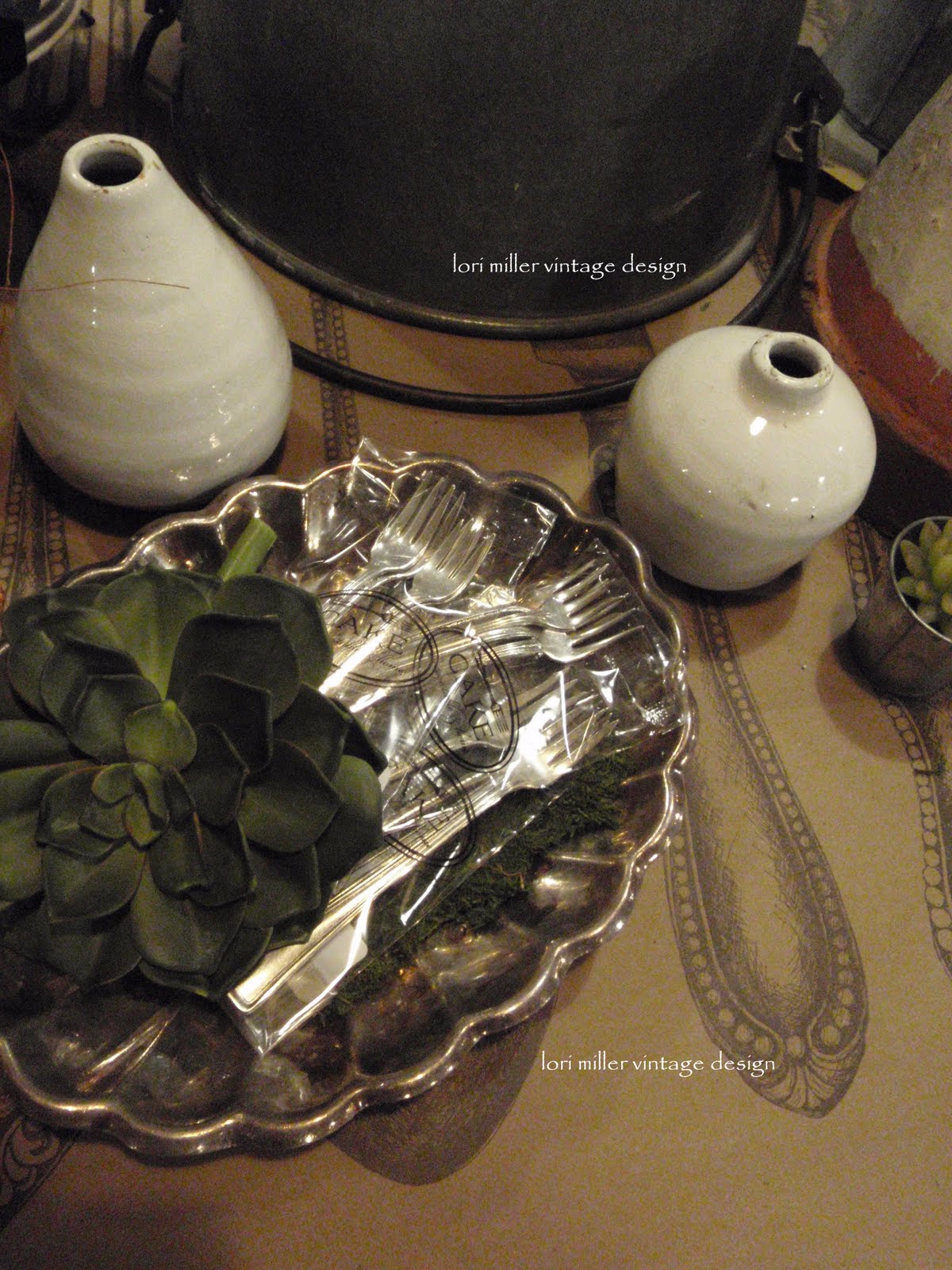 Lori Miller S Round Barn Potting Company Set Your Table