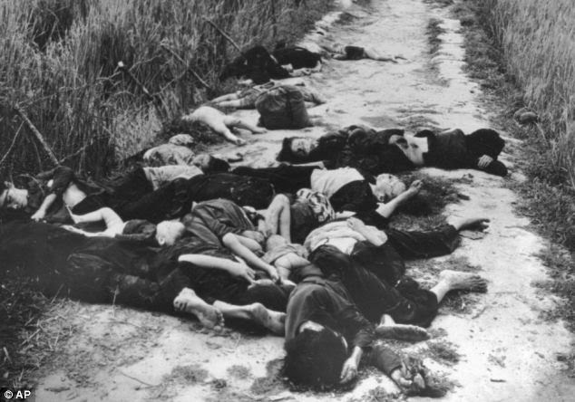 Horrific Effects Of America's Use Of Chemical Weapons During The Vietnam War