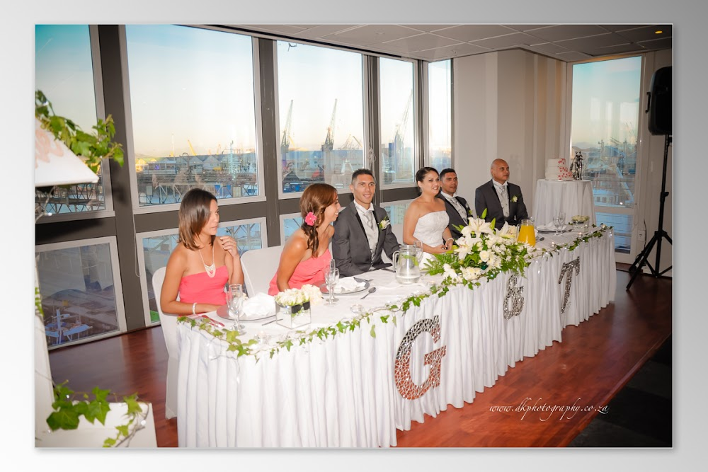 DK Photography Slideshow+DVD-293 Tania & Grant's Wedding in Waterfront | Atlantic Imbizo  Cape Town Wedding photographer