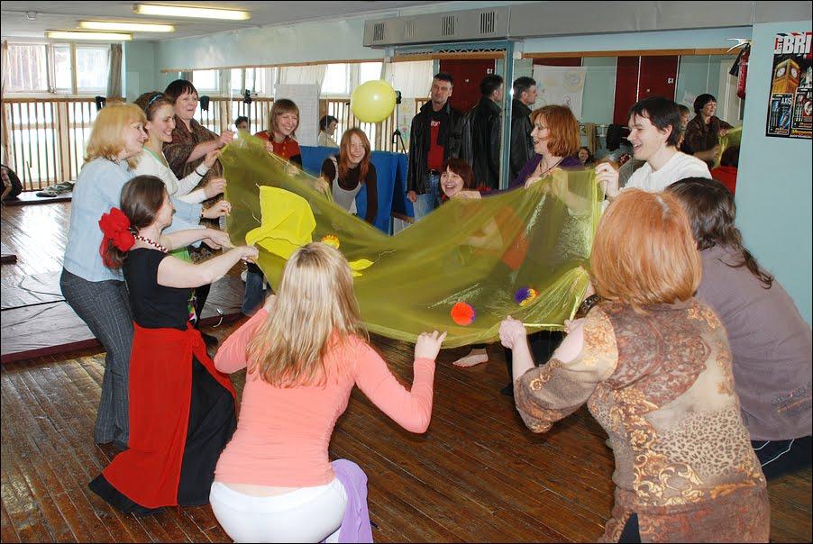 Танцевально-Двигательная Терапия Курсовая